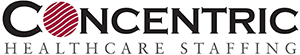 Concentric Healthcare Staffing Logo