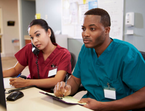 Putting Yourself in the Lead for Nursing Positions